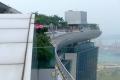 Singapur: Infinity Pool auf dem Marina Bay Sands Hotel