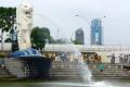 Singapur: Merlion