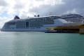 MS Europa 2 auf San Juan