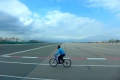 Startbahn Flughafen Gibraltar