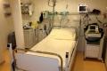 Hospital AIDAdiva · Intensivbett