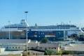 AIDAmira im Hafen von Kapstadt