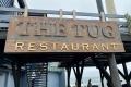 """Restaurant """"The Tug"""" in Swakopmund"""