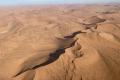 Rundflug über die Namibwüste