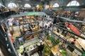 Food Market an der Waterfront in Kapstadt