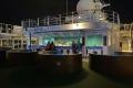Schiffsrundgang: Beach Bar