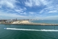 Einlaufen in Durban