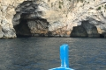 Blaue Grotte, Malta