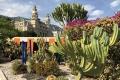 Botanikausstellung am Casino Monte Carlo