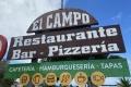 Mittagessen im Restaurant El Campo