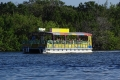 Bootsfahrt auf dem Banana River