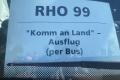 """""""Komm an Land""""-Ausflug (mit dem Bus) auf Rhodos"""