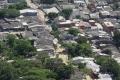 Armenviertel in Cartagena
