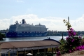 Mein Schiff 4 in Santo Domingo