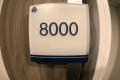 Kabine 8000 - Außenkabine (Kat. A)