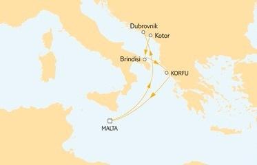 Mein Schiff 3 - Adria mit Kroatien