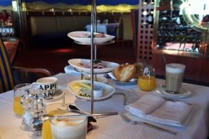 Frühstück im Buffalo