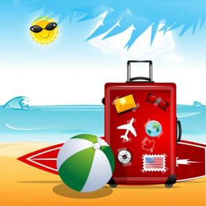 Urlaub ...