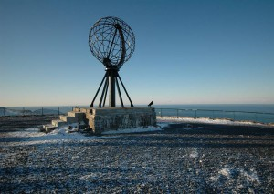 Mit Hurtigruten am Nordkap