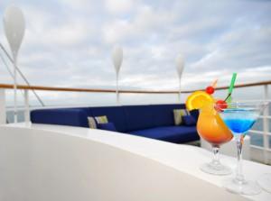 Seaside Lounge AIDAvita · © AIDA Cruises