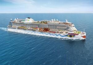 AIDAprima · © AIDA Cruises