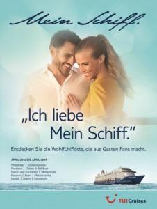 TUI Cruises · Katalog 2016/17