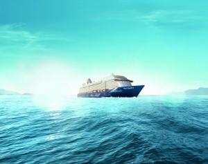 Mein Schiff 4 auf See © TUI Cruises