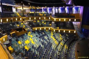 Theater auf der Mein Schiff 3