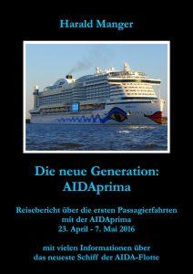 Die neue Generation: AIDAprima