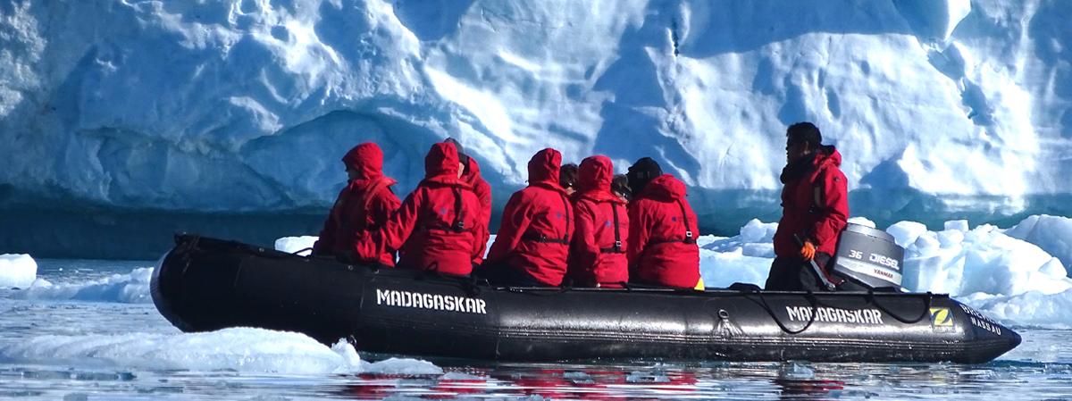 Mit der MS Bremen in die Arktis