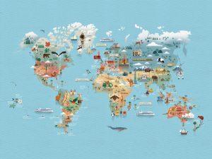Weltreise mit AIDAcara