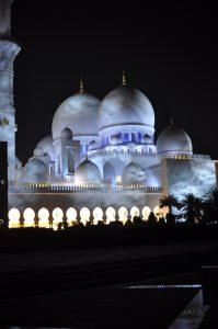 Orient - Sheikh Zayed Moschee