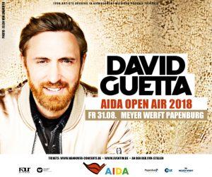 Plakat David Guetta