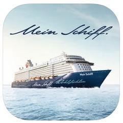 Logo der Mein Schiff App