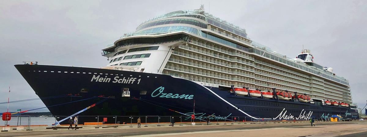 Video: Die Highlights der Neuen Mein Schiff 1