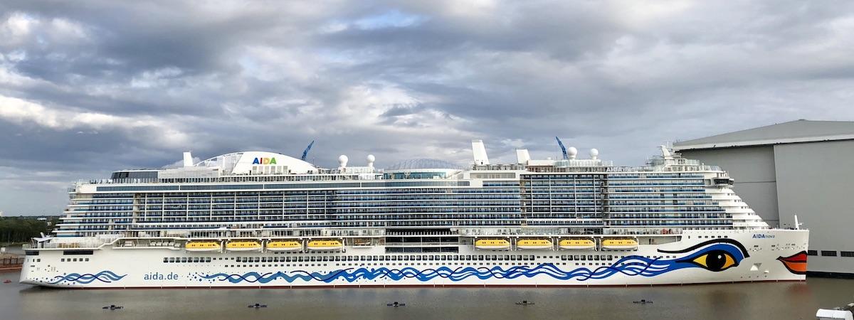 AIDAnova - Das Schiff ist das Ziel