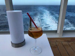 Cocktail auf AIDA