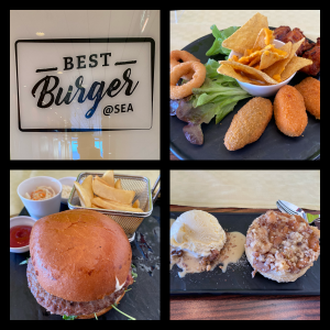 Best Burger @ Sea