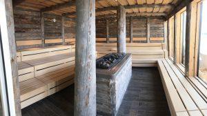 Cara Finnische Sauna