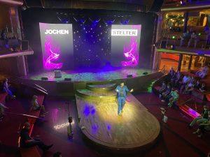 Magier Jochen Stelter
