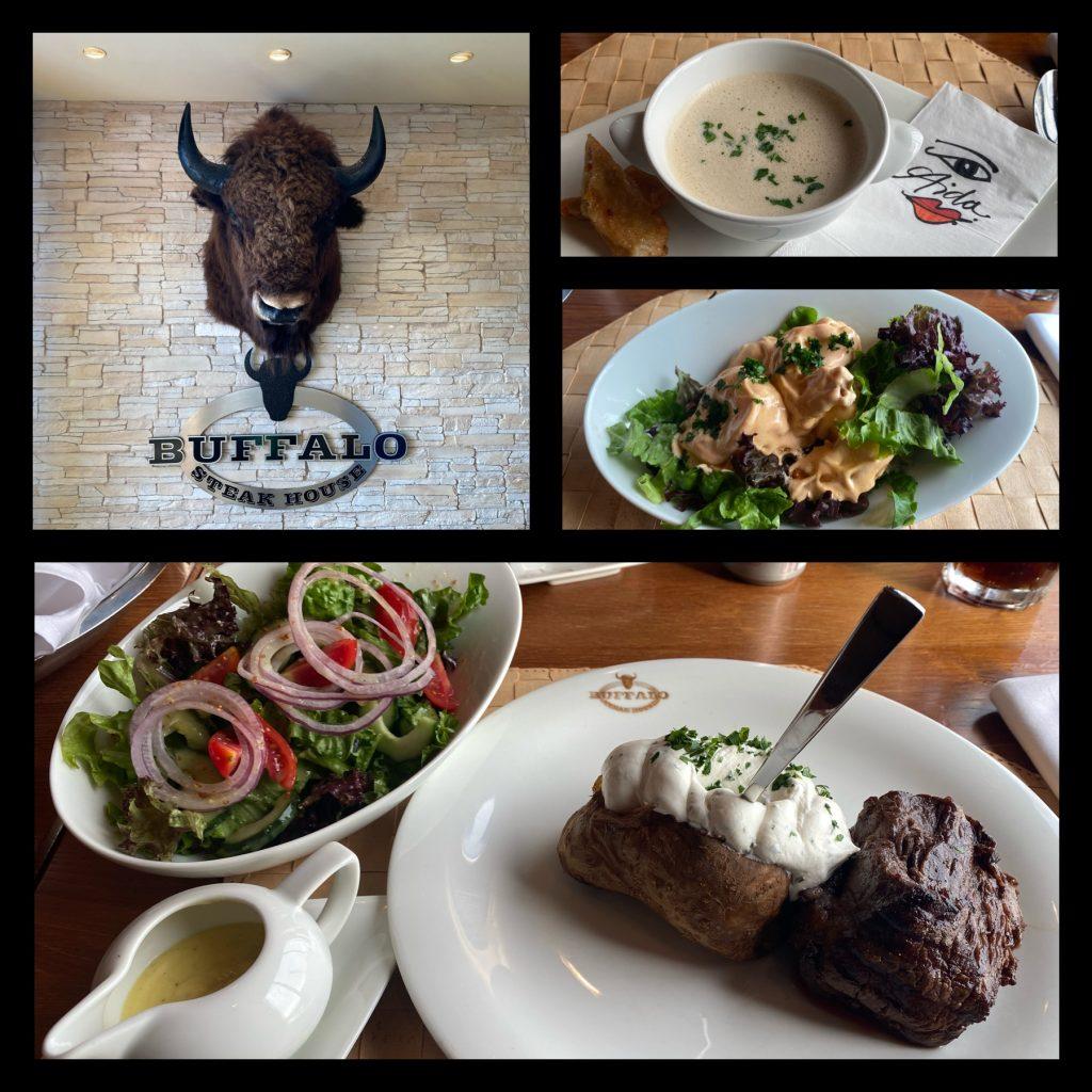 Essen Buffalo