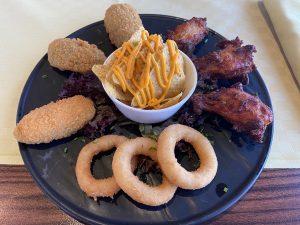 Jumbo Combo at Best Burger