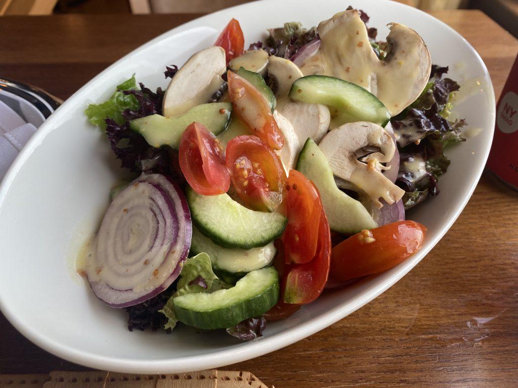 Buffalo Steak House - Salat