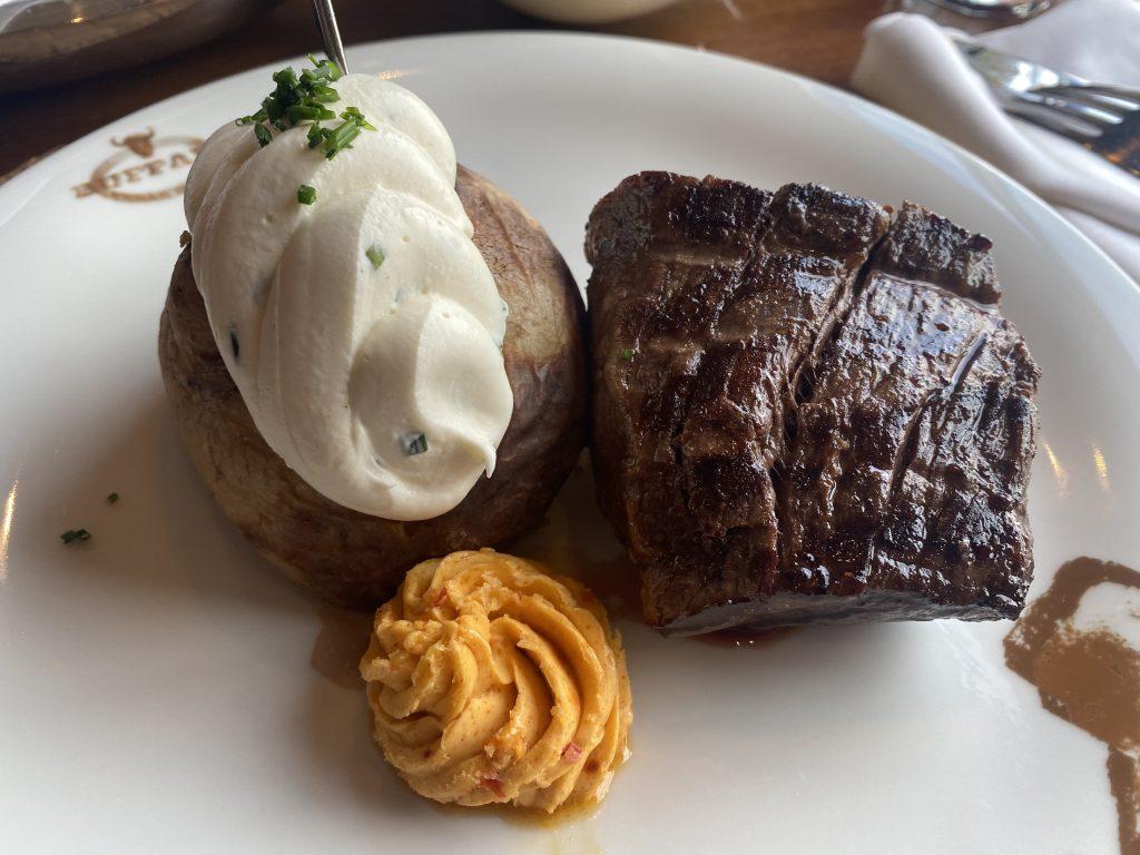 Buffalo Steak House - Filet