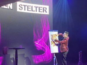 Magiershow mit Jochen Stelter