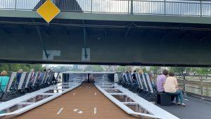 Brückendurchfahrt