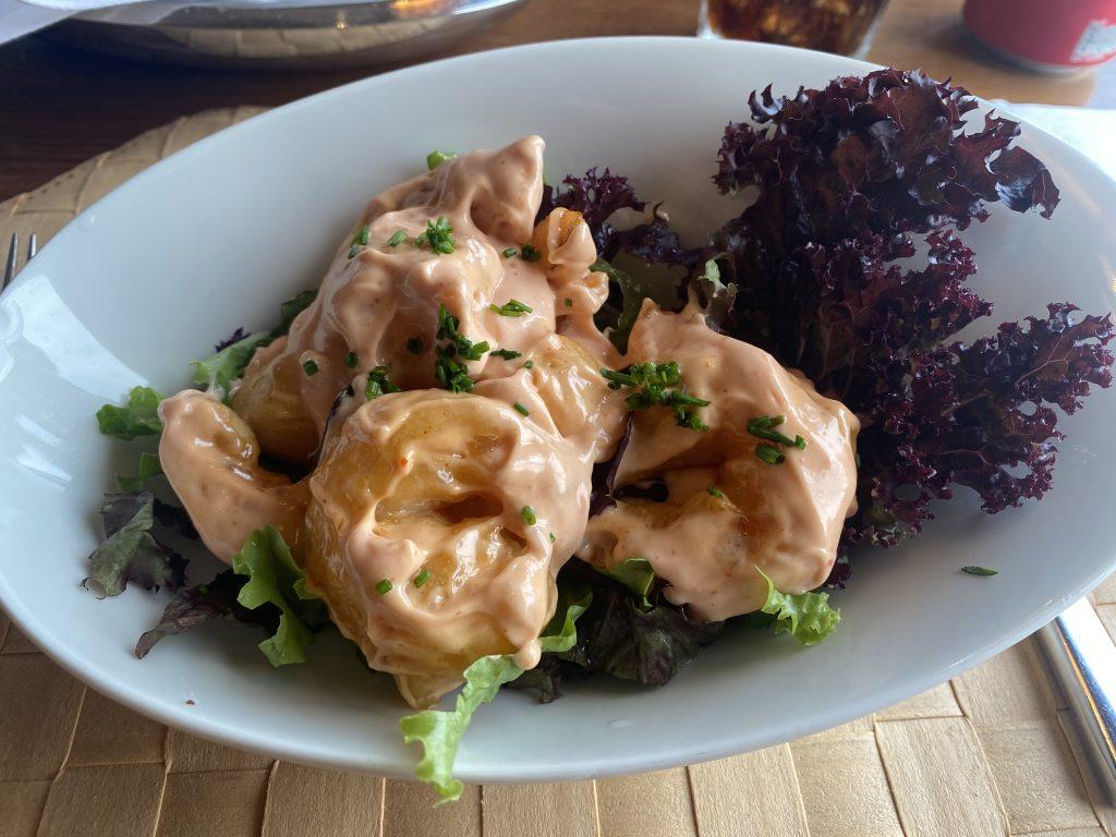 Buffalo Steak House - Shrimps