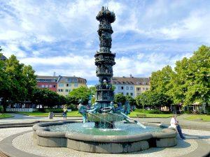 Historiensäule Koblenz