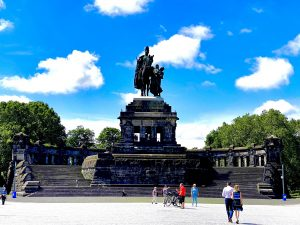 Monument am Deutschen Eck