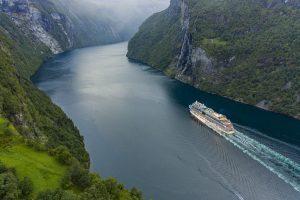 AIDAmar in Norwegen